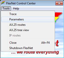 FlexNet Parameters 1