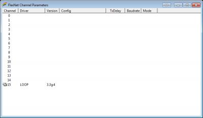 FlexNet Parameters 2