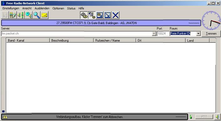 Mein CB-Gateway kommt nicht mehr in den Raum Freie Funker Ch von frn.packet.ch am 09.06.2016 um 18 Uhr