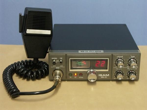 ISAM MB-22 22 Kanal AM/FM 0.5 Watt
