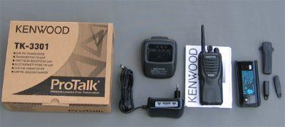 PMR Kenwood TK 3301