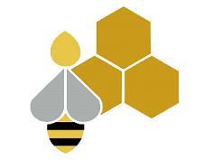 Das neue Imkerei-Logo von Regula