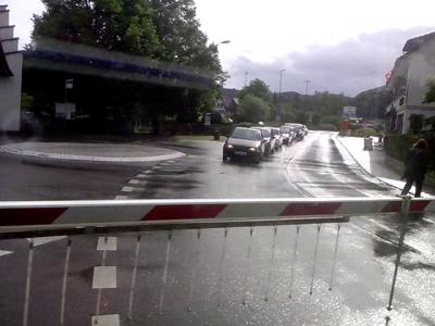 Verschopftes Rondel bei Kaiserstuhl am 12.05.2014 um 17:22 Uhr