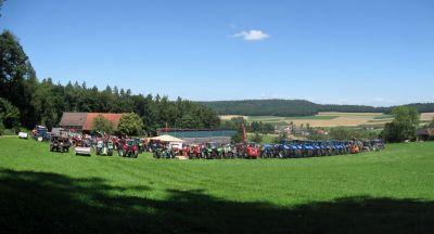 Traktore Fäscht Bachs 2016