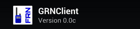 GRN-Client V0.0c für Android Geräte