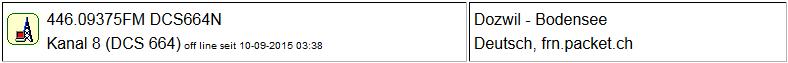 Gateway Dozwil seit dem 10.09.2015 um 3:38 Uhr Offline