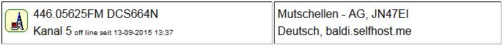 Gateway Mutschellen am 13.09.2015 um 13:37 Uhr Offline