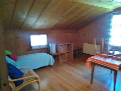 Mein Zimmer im Original von der ersten Blickrichtung