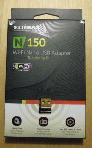 EDIMAX N 150 Wi_Fi Nano USB Adapter für Raspberry Pi