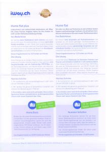 News & Infos 2/16 von iWay.ch Seite 2