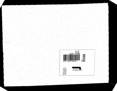 Foto vom Packet welches am 21.08.2020 von der Post hätte angeliefert werden müssen