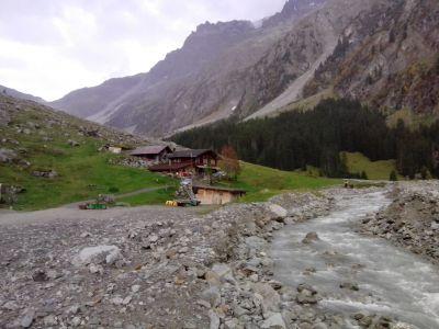Berggasthaus Heimritz am 5.10.2014