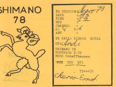 Shimano 78