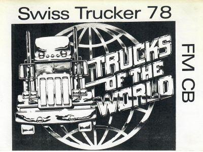 Swiss Trucker 78